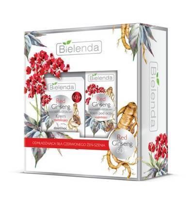 BIELENDA Zestaw RED GINSENG 60+