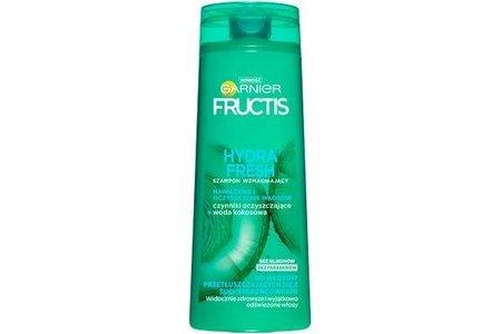 GARNIER FRUCTIS Hydra Fresh Szampon wzmacniający do włosów suchych 400 ml